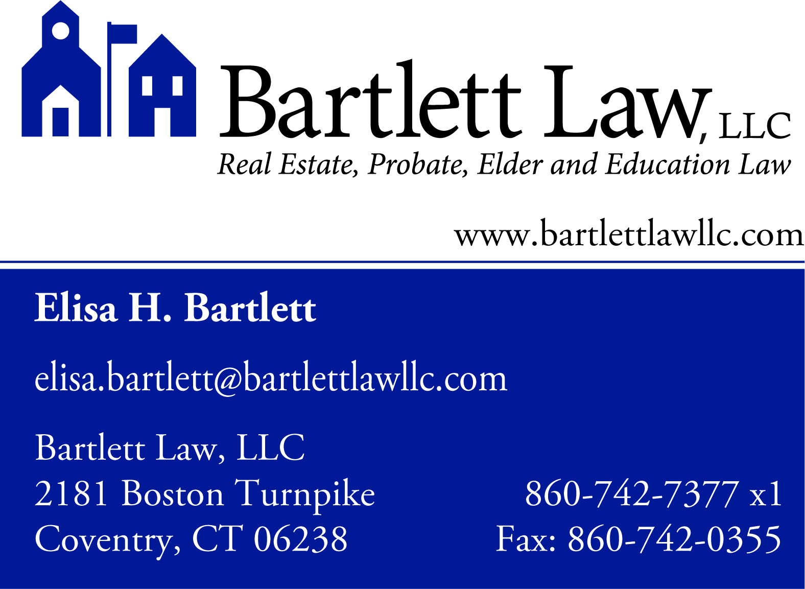 Bartlett Law11