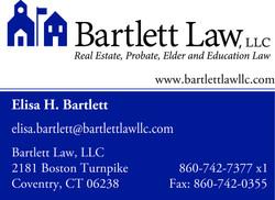 Bartlett Law11