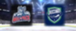 Hartford Wold Pack vs. Utica Comets.png