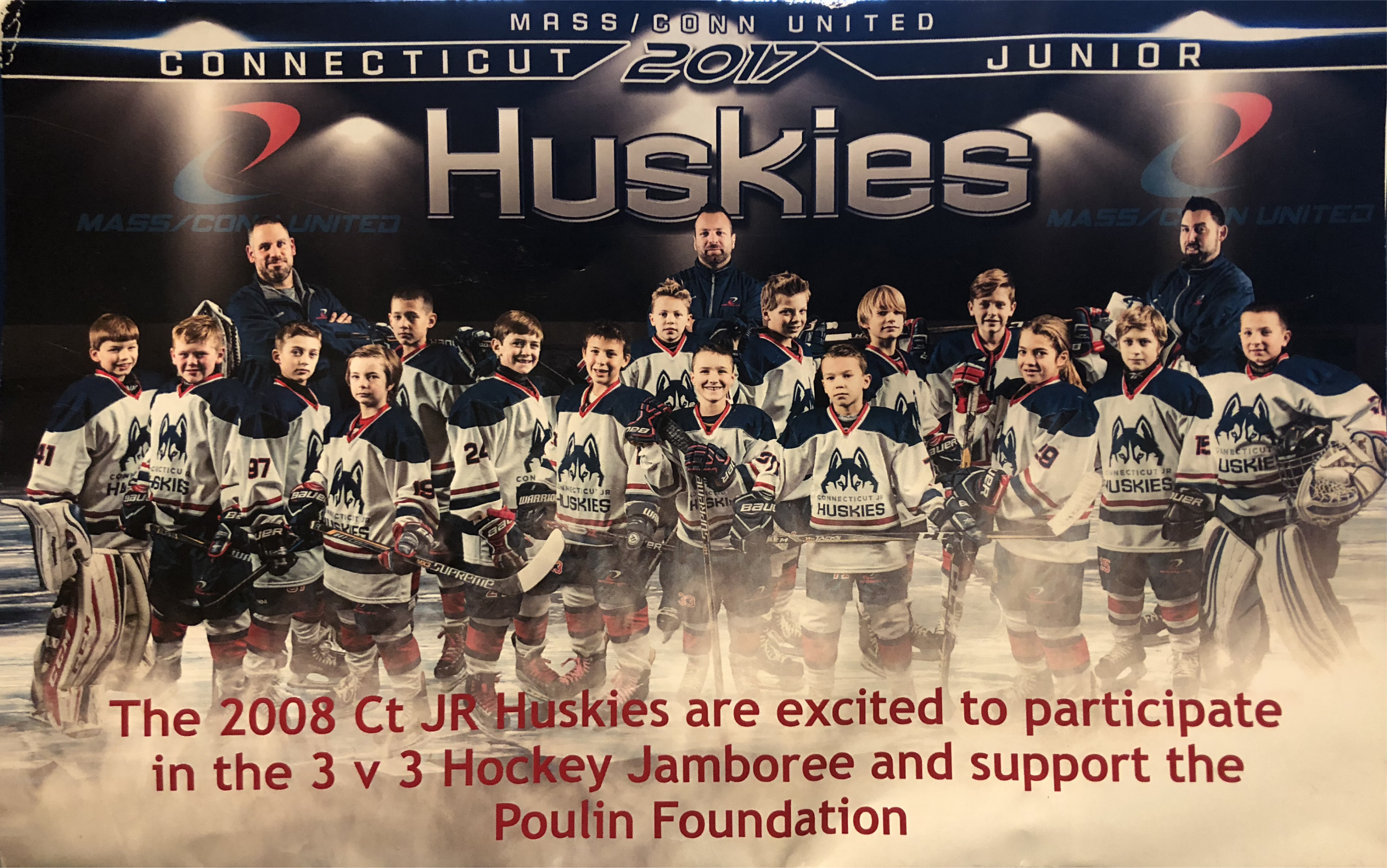 2008 CT Jr Huskies