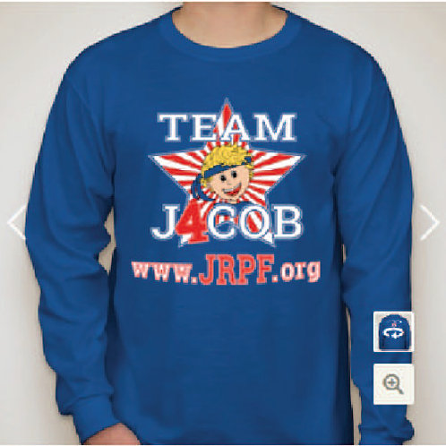 Adult TEAM J4COB Ninja Long-Sleeve Shirt