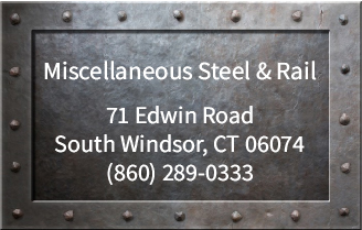 Miscellaneous Steel & Rail2