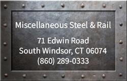 Miscellaneous Steel & Rail2