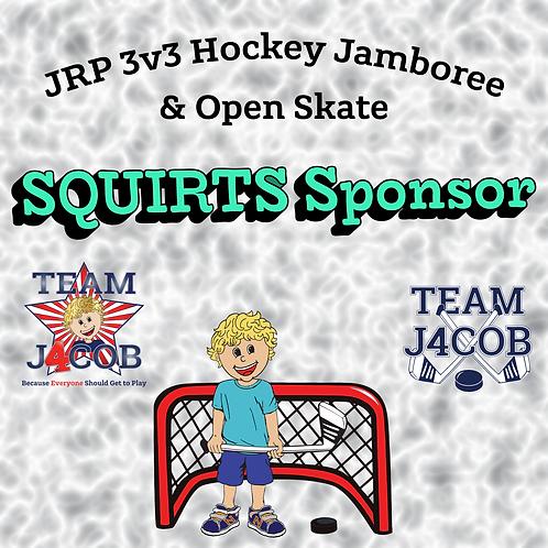 JRP 3v3 - Squirts Sponsor