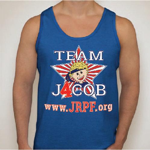 Adult TEAM J4COB Ninja Men's Tank Top