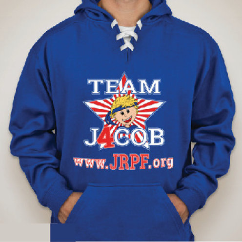 Adult TEAM J4COB Ninja Hockey Hoodie