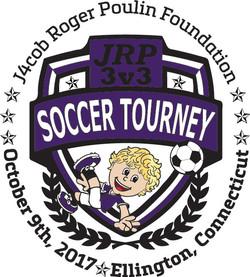 JRP 3v3 Soccer Tourney Logo Full Color