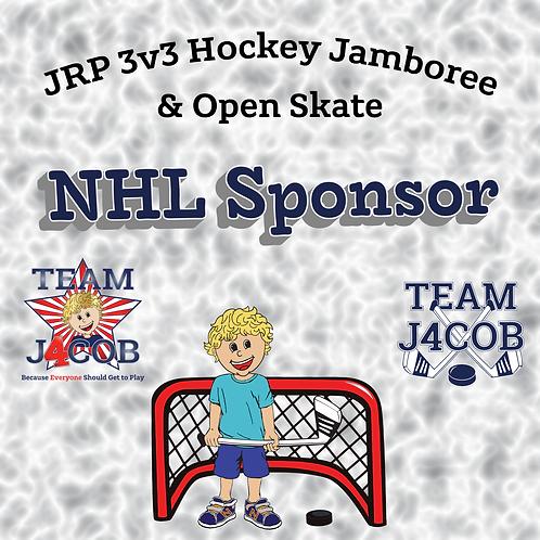 JRP 3v3 - NHL Sponsor