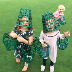 kids golf baskets
