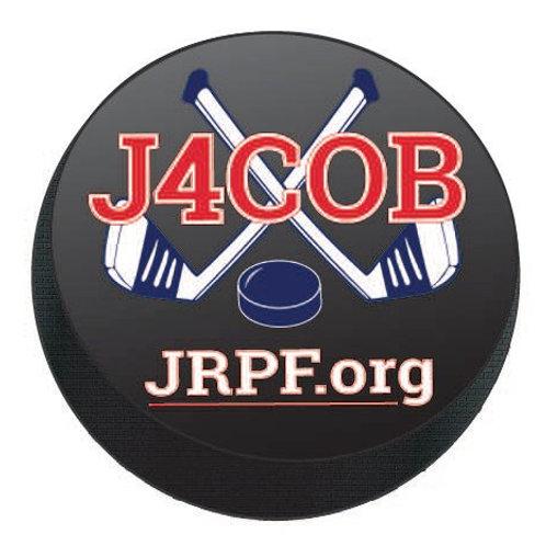 J4COB Hockey Outdoor Magnet