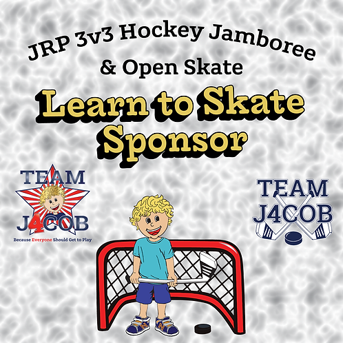 JRP 3v3 - Learn-to-Skate Sponsor