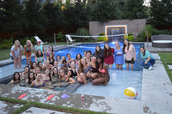 Recruitment Pool Party