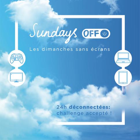 Défi Sundays OFF