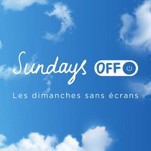 Sundays OFF