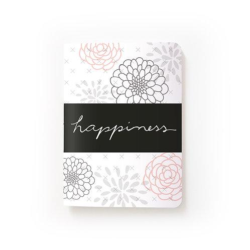 Caderno Mini - Happiness