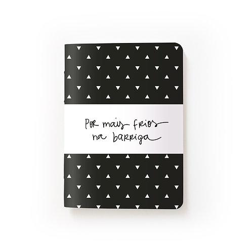Caderno Mini - Por Mais Frios