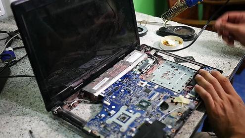 riparazione notebook
