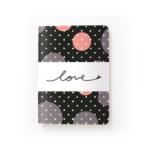 Caderno Mini - Love