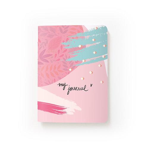 Caderno Mini - My Journal