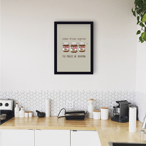 Poster - Nutella