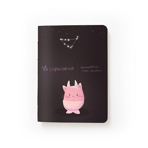 Caderno Mini - Signos - Capricórnio