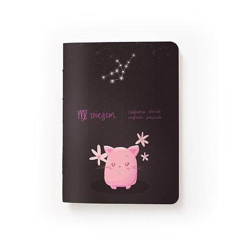 Caderno Mini - Signos - Virgem