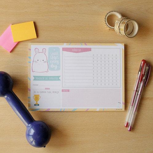 Planner de Hábitos - Digital