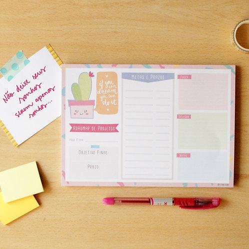 Planner - Roadmap de Projetos