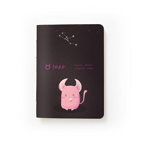 Caderno Mini - Signos - Touro