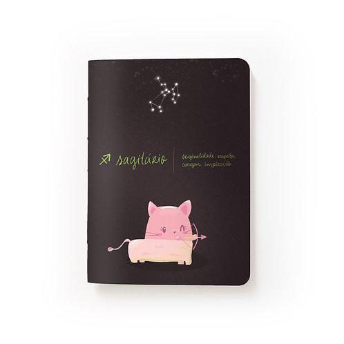 Caderno Mini - Signos - Sagitário