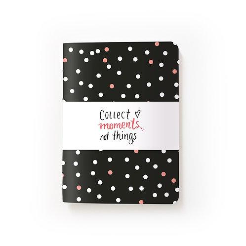Caderno Mini - Collect Moments