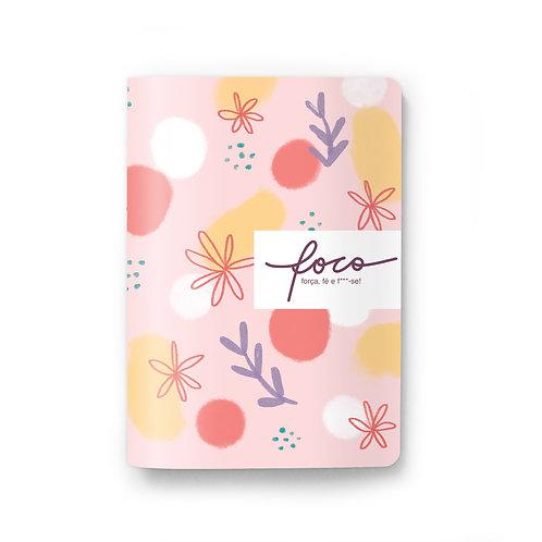 Caderno A5 - Foco