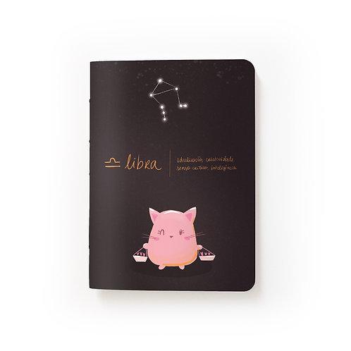 Caderno Mini - Signos - Libra