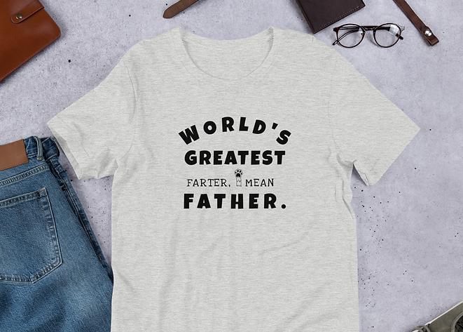 SketchPup! Dog Dad shirt