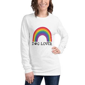 Dog Lover Unisex Long Sleeve Tee