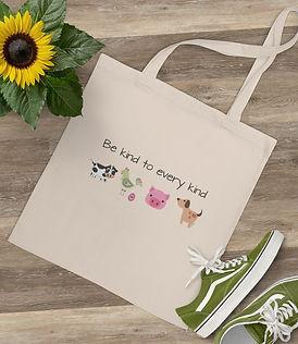 SketchPup! Be kind to every kind bag