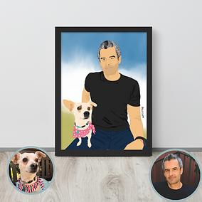 dog dad portrait poster.png