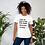 Thumbnail: If not us, Who? If not now, When?| Unisex T-Shirt