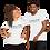 Thumbnail: Your pet's name Unisex Premium T-Shirt | Bella + Canvas