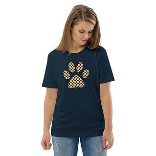 Leopard Print Paw | Eco-friendly T-Shirt