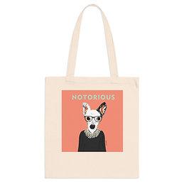 Notorious RBG | Cotton Tote Bag