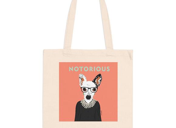 Notorious RBG   Cotton Tote Bag