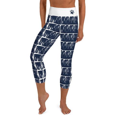 Paw | Yoga Capri Leggings