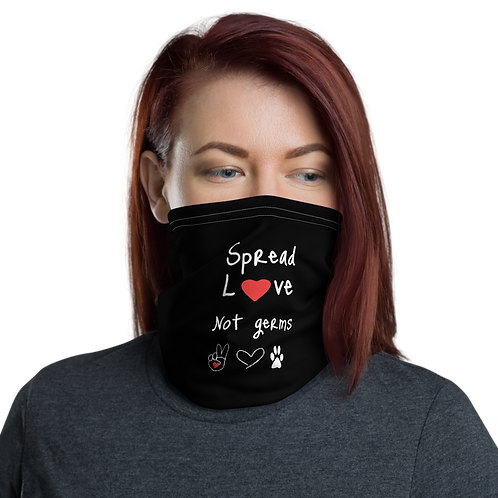 Spread love, Not Germs| Multi-functional Face Covering