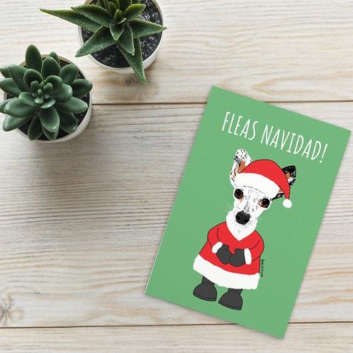 Fleas Navidad Greeting Cards | 4x6