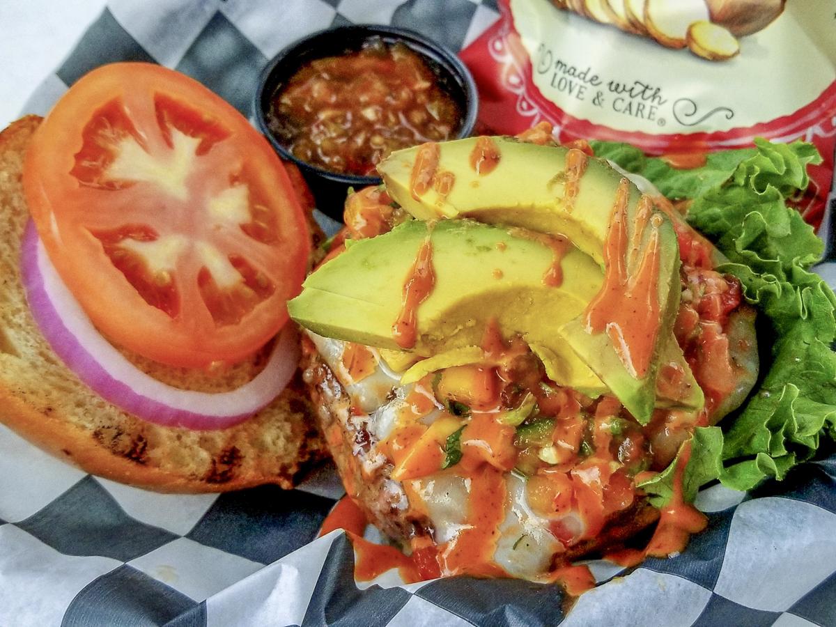 Baja-Burger