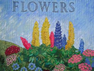 "Ladybird Series: ""Garden Flowers"""