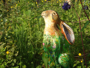 Miss Harriet Little Hare