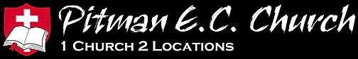 Pitman E.C. Church Logo