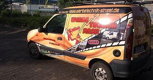 Fahrzeugbeschriftung, Transporterbeschriftung, LKW-Beschriftung, PKW-Beschriftung, Flottenbeschriftung, Autoaufkleber, Magnetschilder